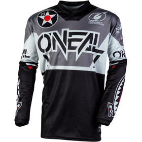 O'Neal Element Maillot de cyclisme Homme, black/gray